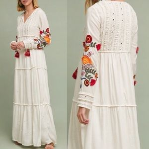 Winsome Maxi Dress by Verb, 6P, NWT